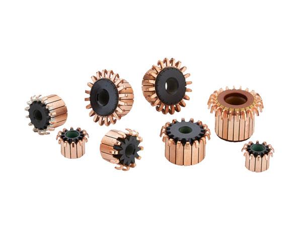 微型电机换向器